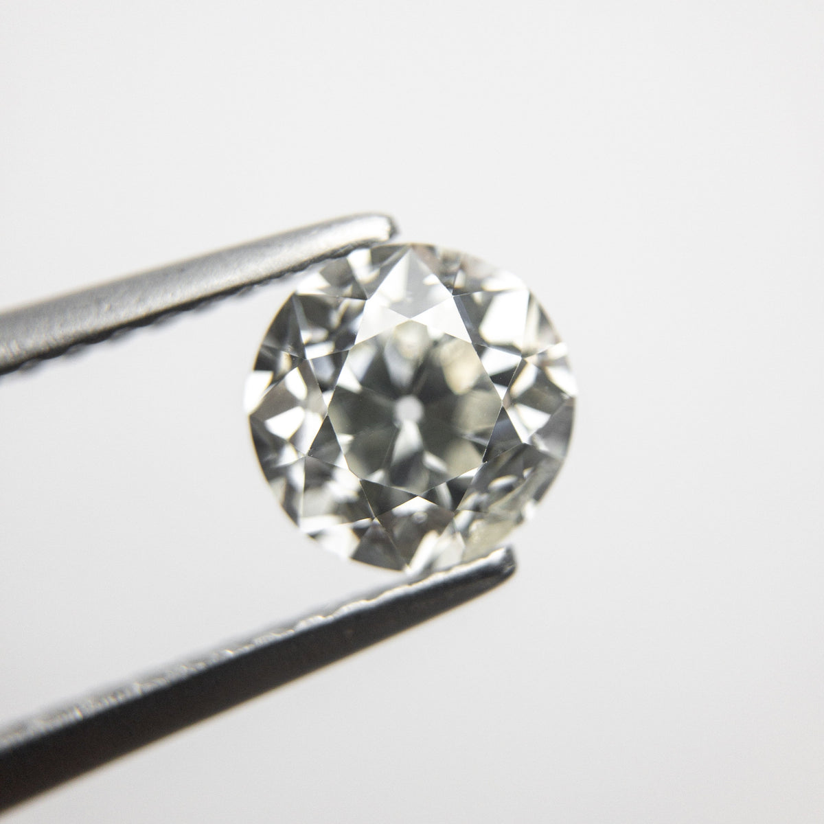 1.17ct 6.47x6.37x4.37mm SI2/I1+ J Old European Cut 18345-01