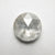 2.09ct 8.48x8.43x3.40mm Round Rosecut 18351-05