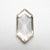 0.96ct 10.52x5.40x1.72mm Hexagon Rosecut 18369-01