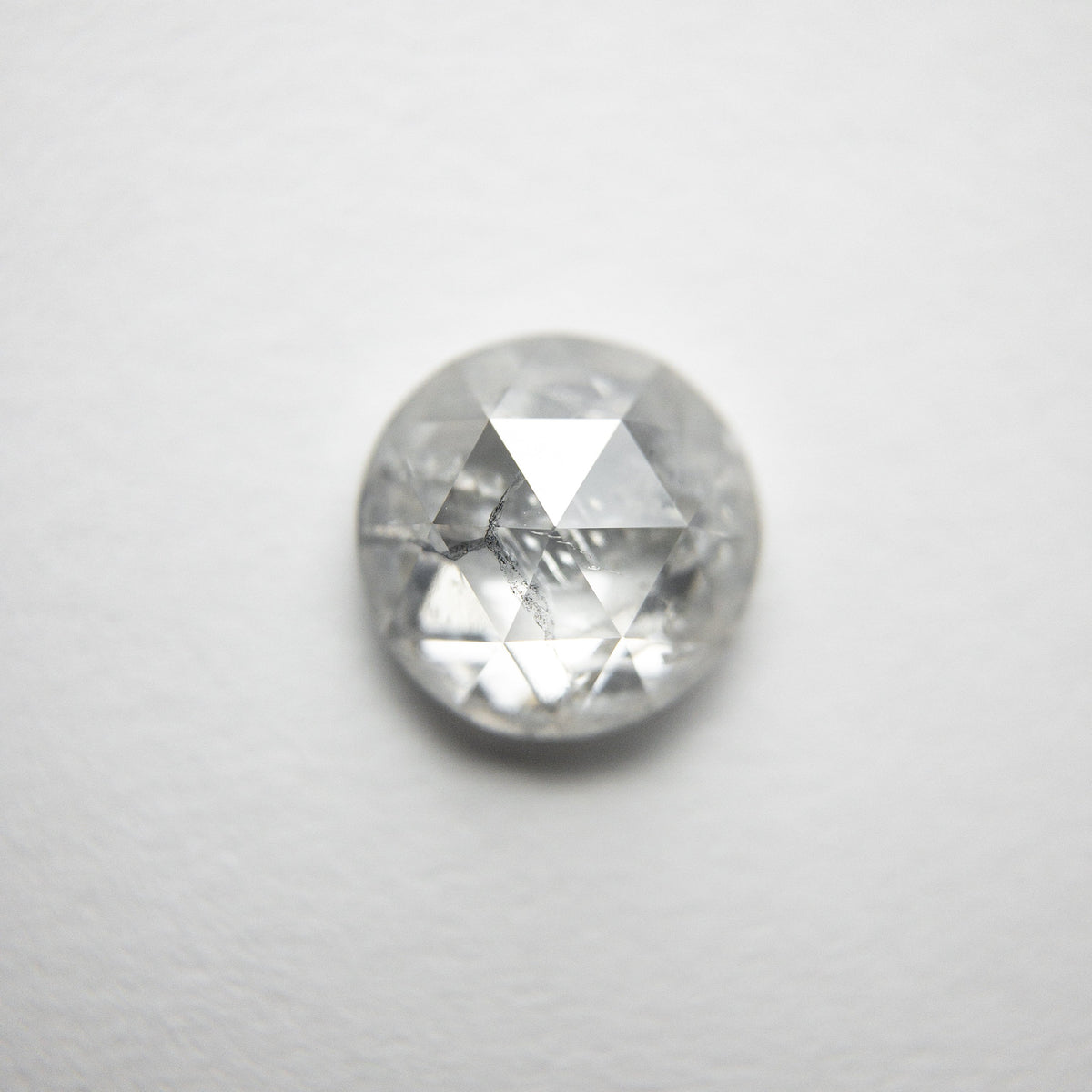 1.47ct 7.16x7.12x3.37mm Round Rosecut 18388-07