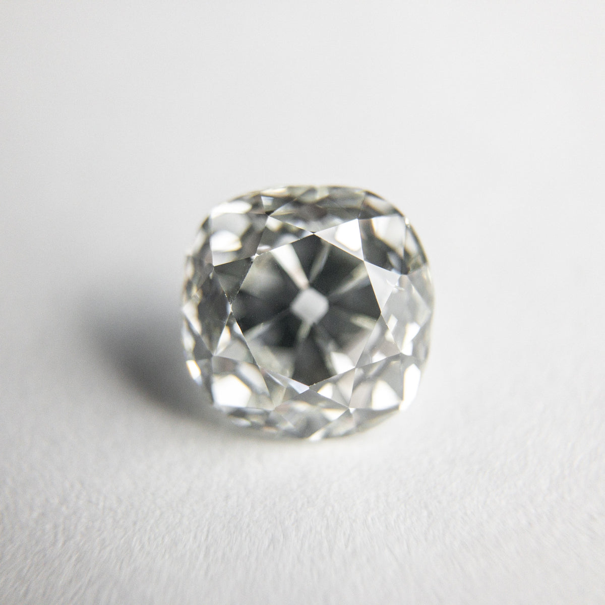 1.83ct 7.07x7.04x5.13mm GIA SI1 H Antique Old Mine Cut 18397-01