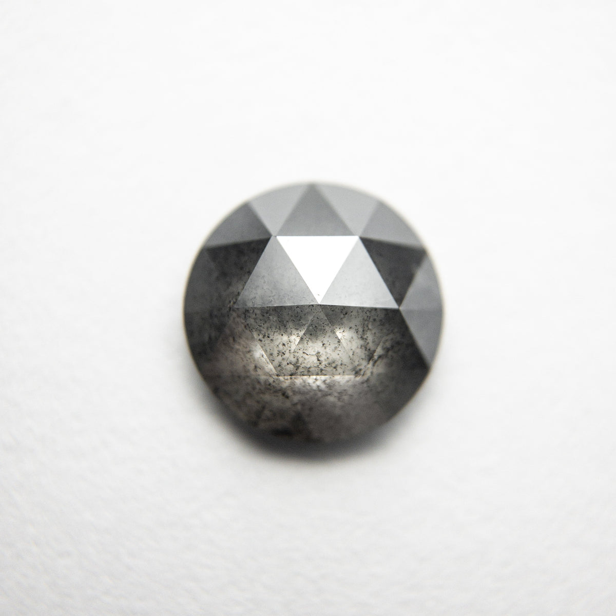 1.61ct 8.06x8.00x3.08mm Round Rosecut 18434-01