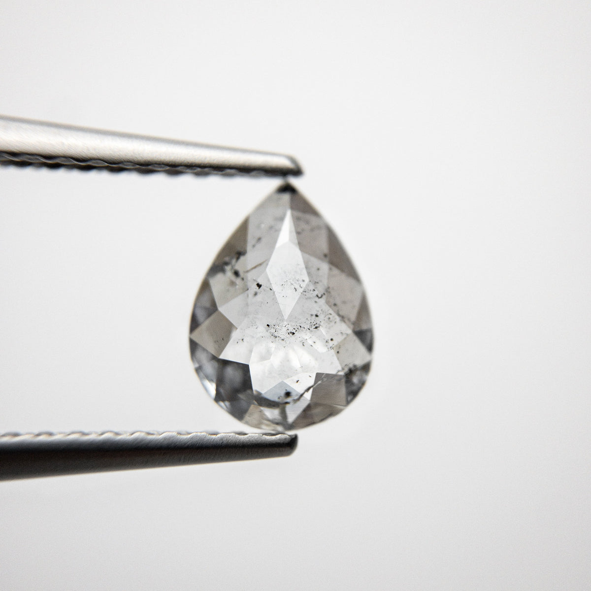 0.72ct 8.11x5.95x2.11mm Pear Rosecut 18457-09