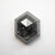 3.01ct 10.64x8.18x4.20mm Hexagon Rosecut 18484-05