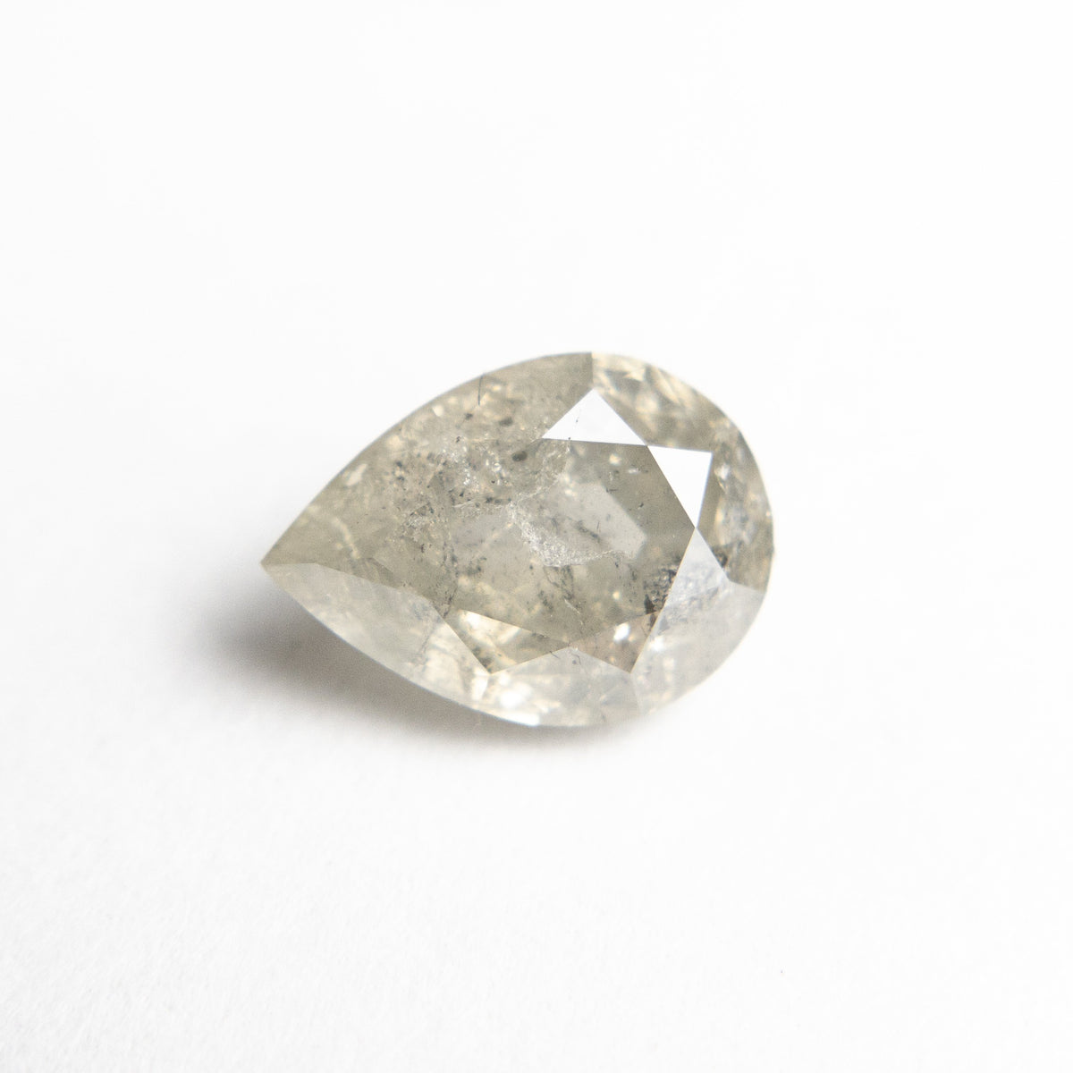1.69ct 8.96x6.47x4.03mm Pear Double Cut 18508-06