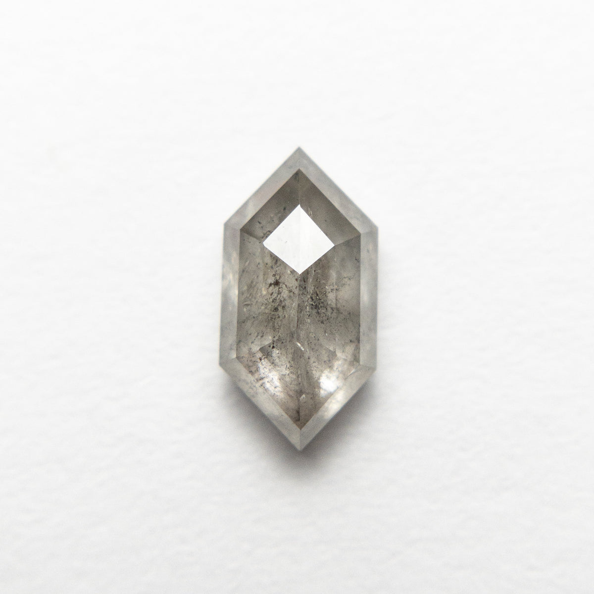 0.96ct 8.56x4.39x2.93mm Hexagon Rosecut 18523-09