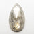 3.81ct 15.79x8.91x3.26mm Pear Rosecut 18550-15
