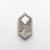 1.83ct 9.66x5.50x3.65mm Hexagon Rosecut 18553-02