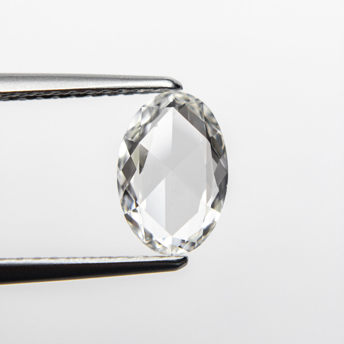 0.94ct 8.76x5.91x1.97mm GIA VS2 F Oval Rosecut 18601-01