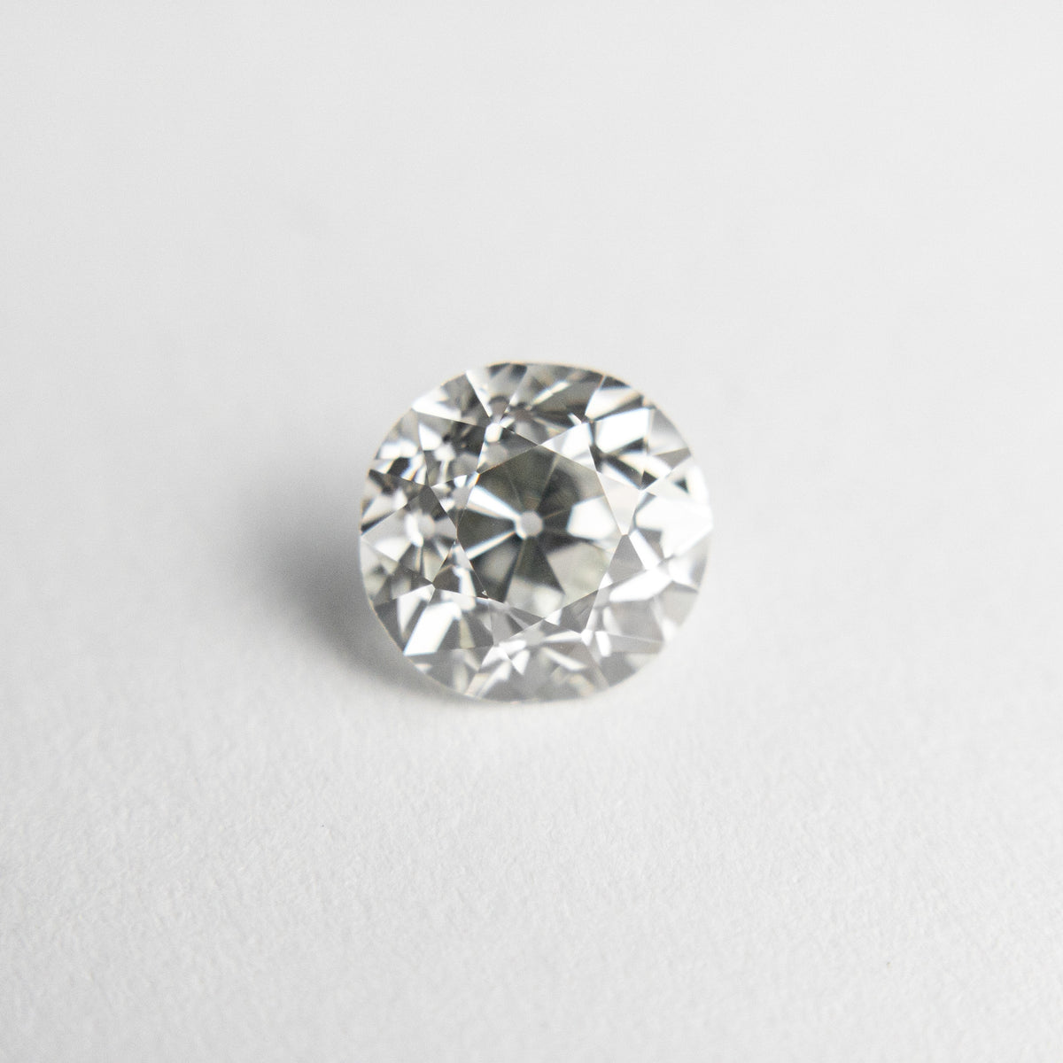0.96ct 6.14x6.01x4.06mm GIA VS1 I Antique Old European Cut 18649-01