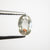 0.71ct 6.79x4.70x2.37mm Oval Double Cut 18787-01