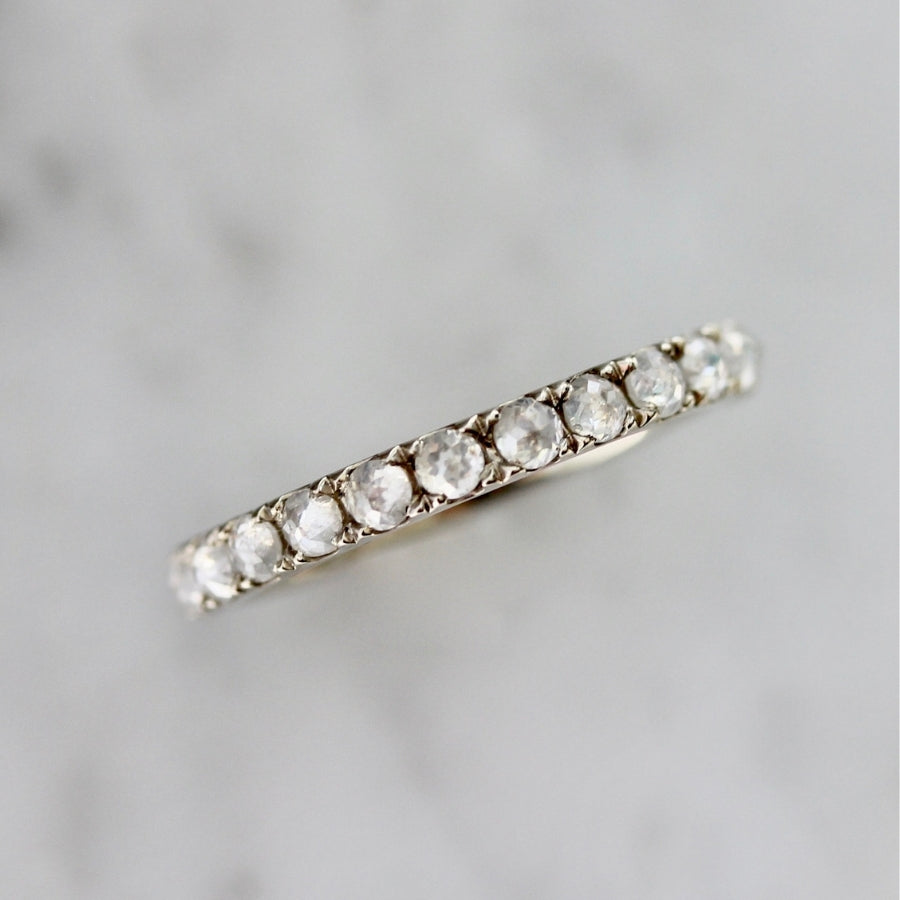Keats Icey Rose Cut Diamond Band
