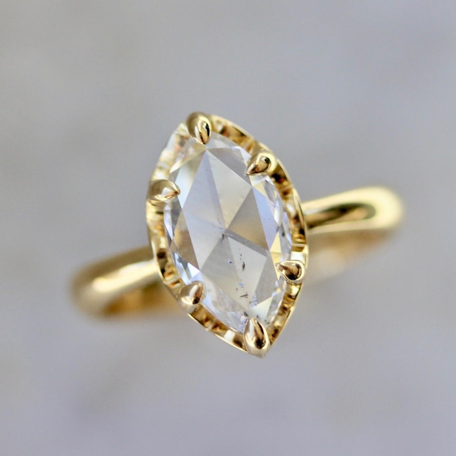 Paradiso Marquise Cut Diamond Ring