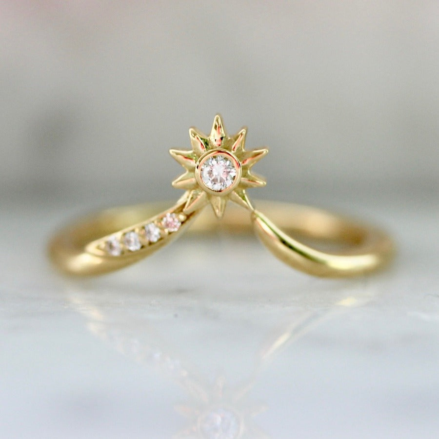 Jubliee Comet Stacking Ring