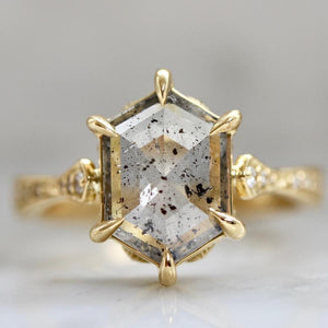 Jenny Norman 4 Juliet Hexy Diamond Ring