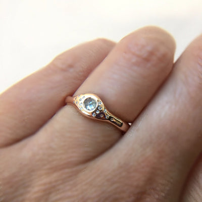 Pippa Jayne Ring Pippa Jayne Celestial Diamond Ring