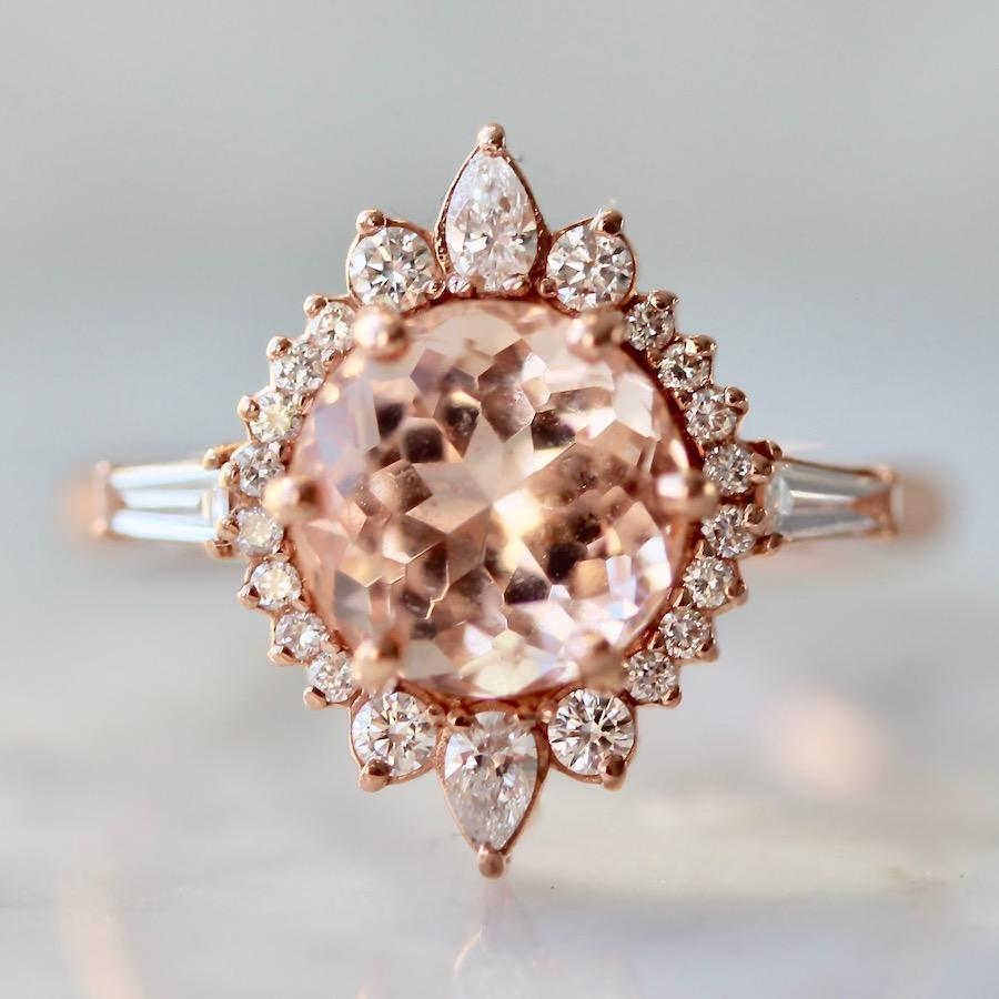 Porter Gulch Ring Belle Morgantie Ballerina Ring