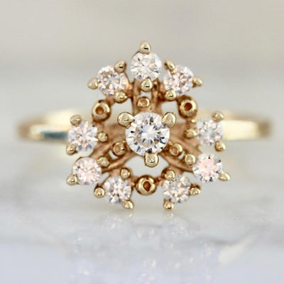 Ruta Reifen Ring Perfect Ten Diamond Ring