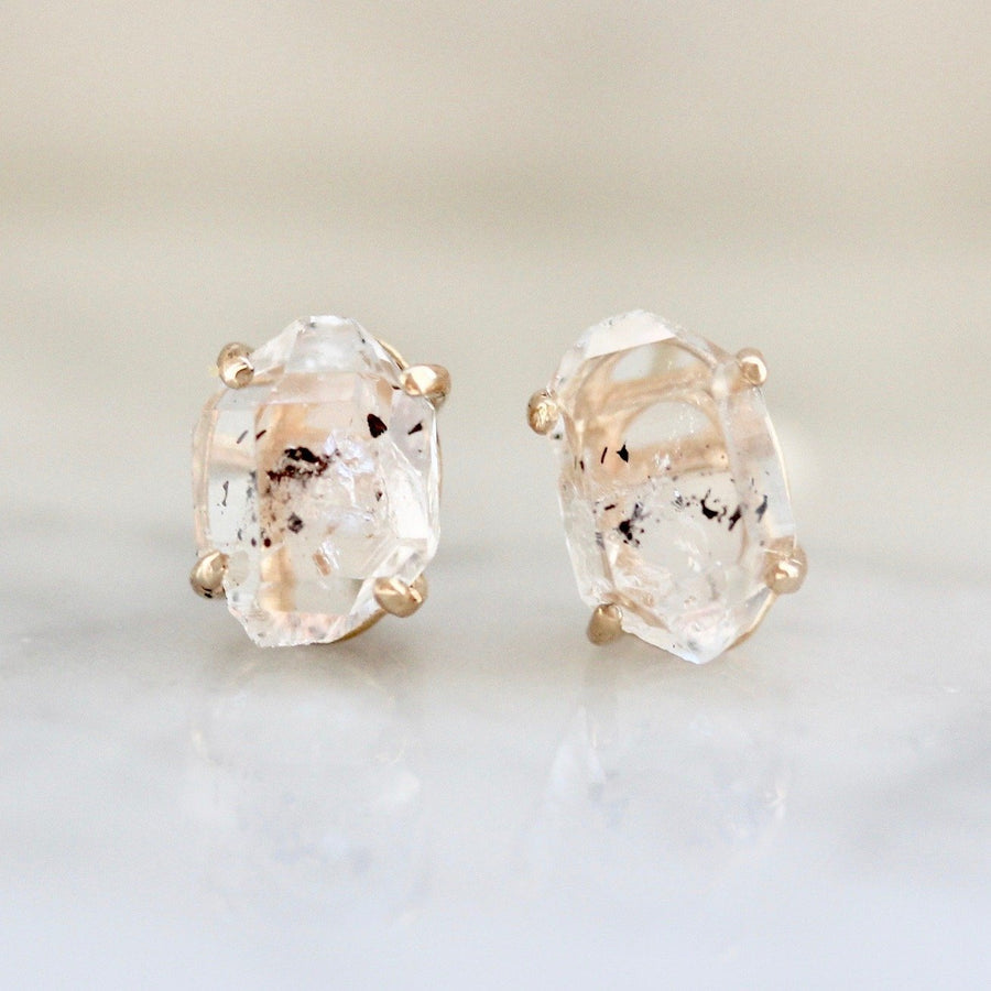 Yuliya Chorna Earrings Default Title Bettie Herkimer Diamond Studs