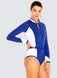 Back To Basics Sportopia One Piece - Royal