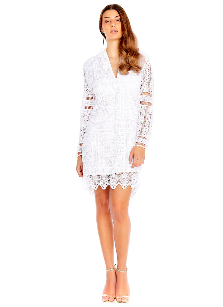 Luxe Shirt Dress