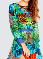 Instinct Long Sleeve Dress