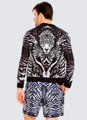 Mens Primal Bomber Jacket