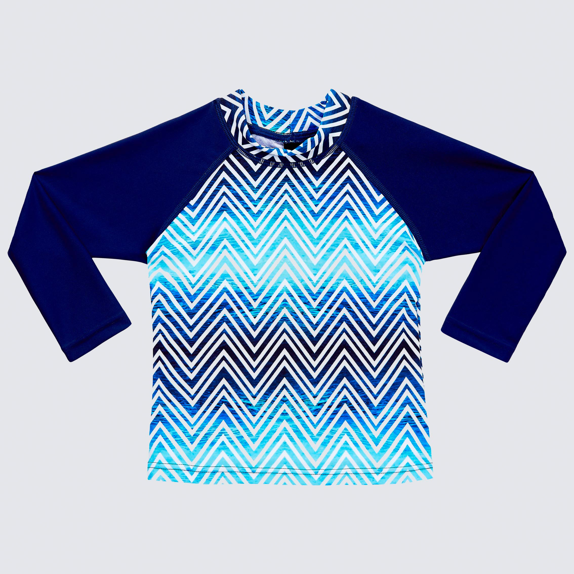 Splash Long Sleeve Rash Vest