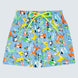 Forest Adventures Lycra Boardshorts