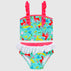 Forest Friends Tutu Tankini Set