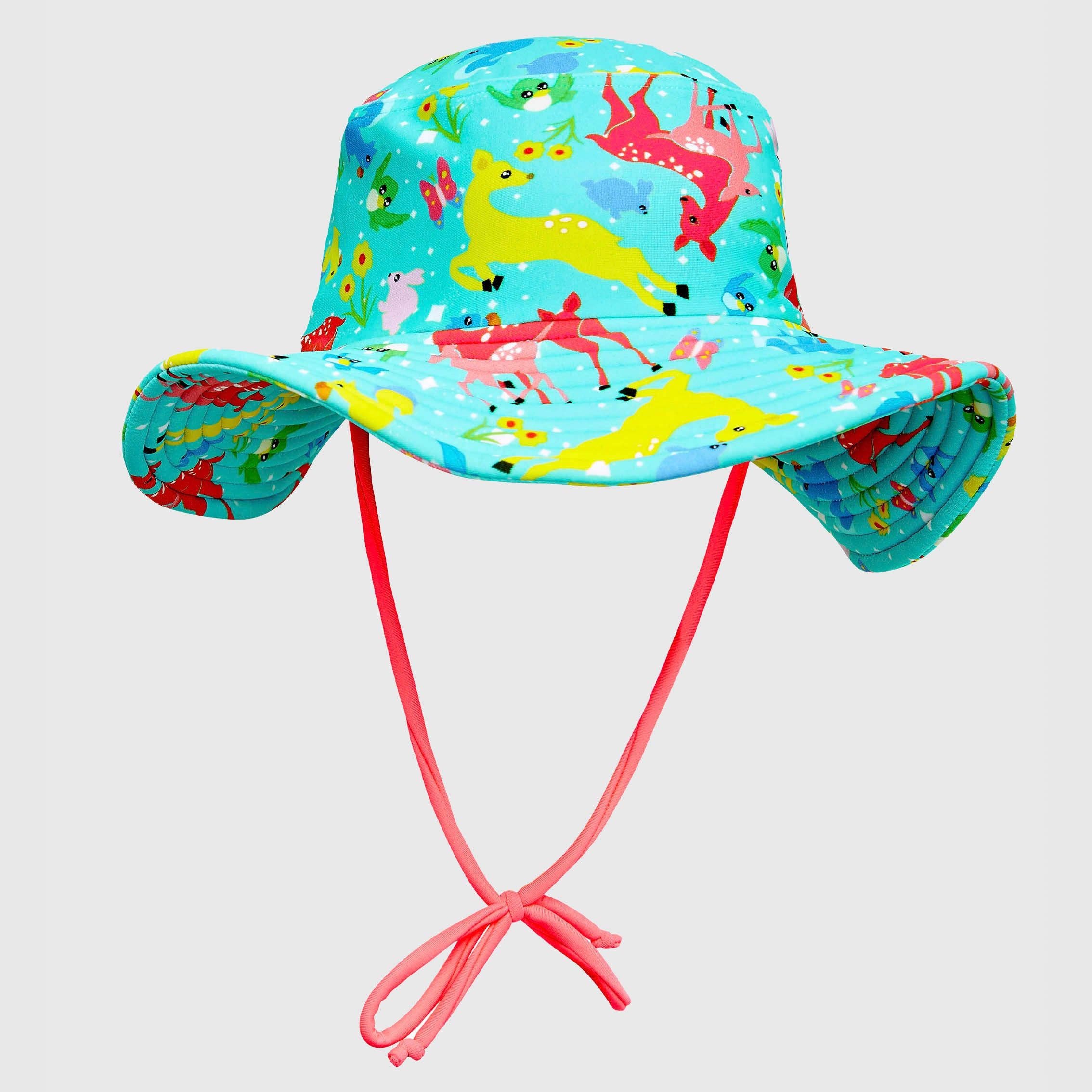 Forest Friends Lycra Hat