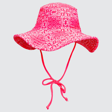 Raspberry Daze Lycra Hat