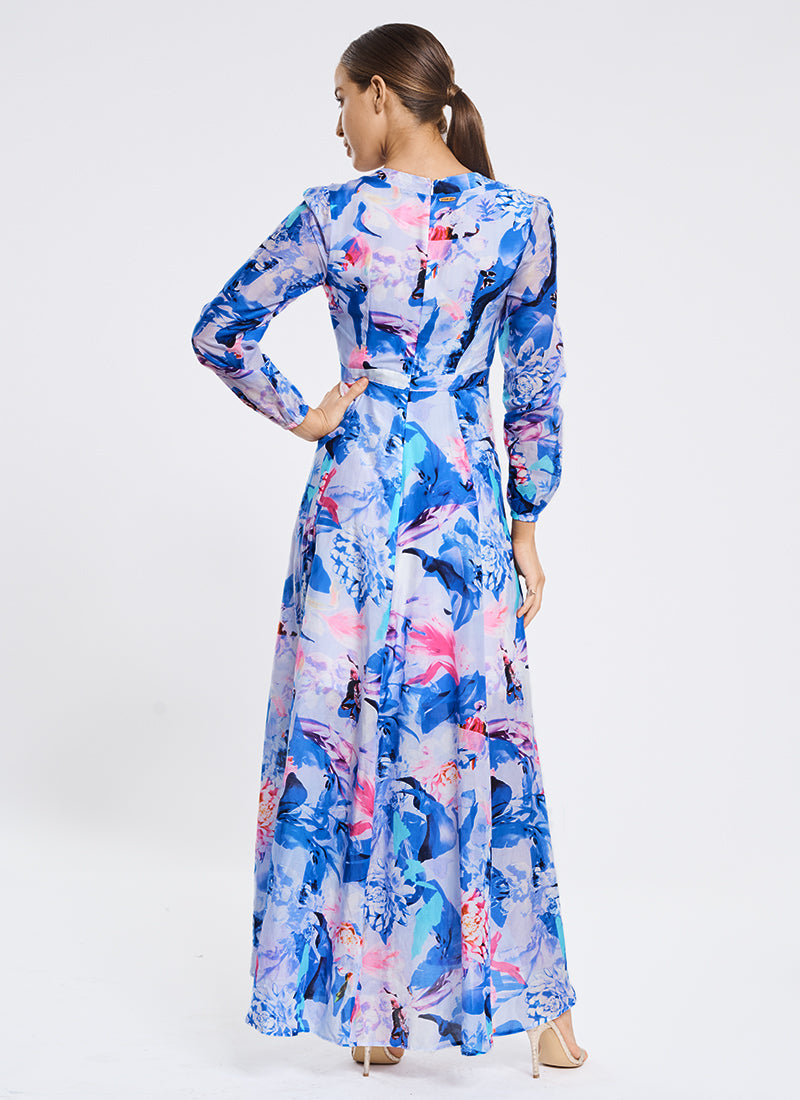 Magnolia Flourish Goddess Dress