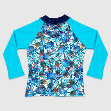 Sebastian Long Sleeve Rash Vest
