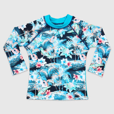 Oahu Long Sleeve Rash Vest
