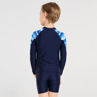 Riviera Long Sleeve Rash Vest
