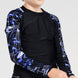 Onyx Long Sleeve Rash Vest