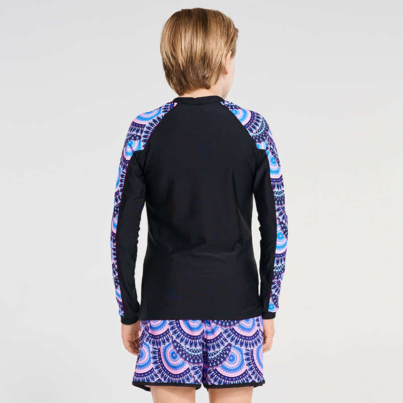 Euphoria Long Sleeve Rash Vest