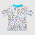 Woodlands Frill Short Sleeve Rash Vest