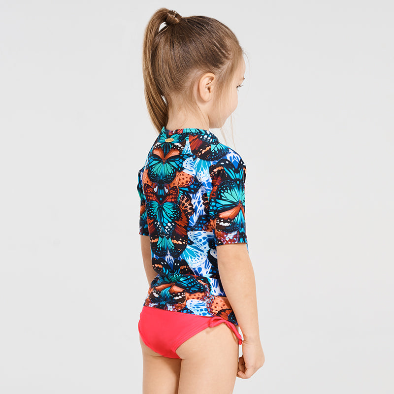 Enchanted Short Sleeve Rash Vest