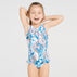 Wedgewood Frill One Piece