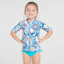 Wedgewood Short Sleeve Rash Vest