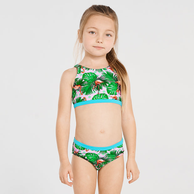 Paradiso High Neck Bikini Set
