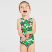 Paradiso High Neck Tankini Set
