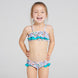 Woodlands Frill Bikini Set