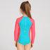 Stepping Stones Long Sleeve One Piece