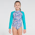 Inca Long Sleeve One Piece