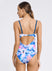 Magnolia Bandeau One Piece