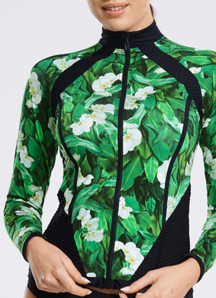 Botanica Rash Guard