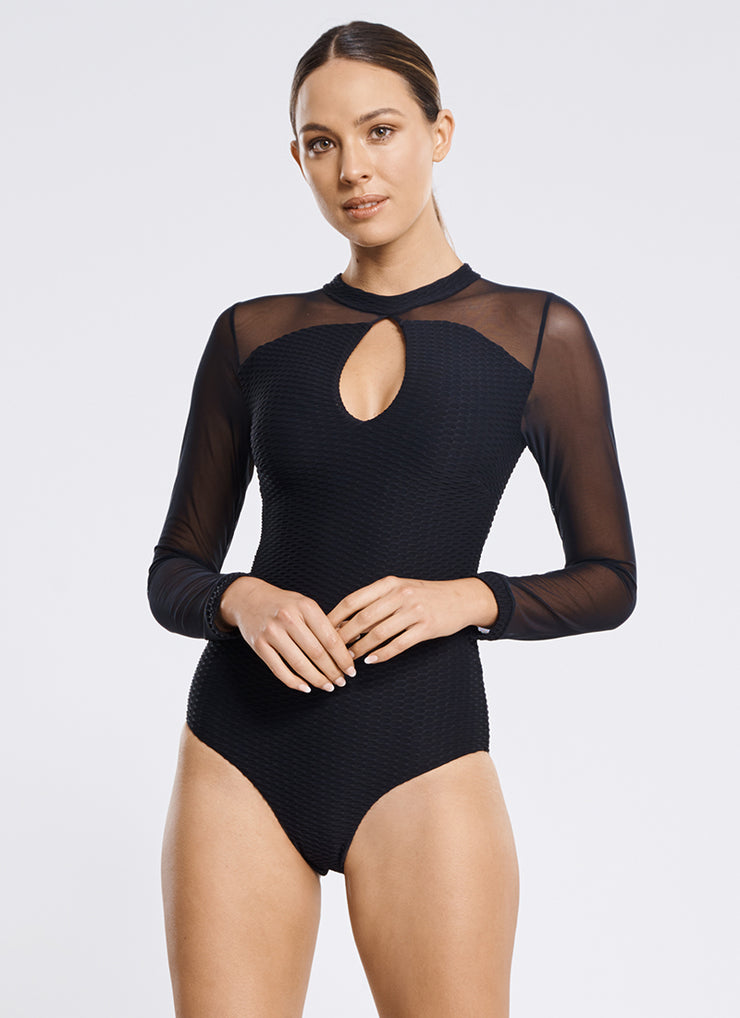 Raven Noir One Piece